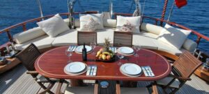 Luxury gulet hire Turkey